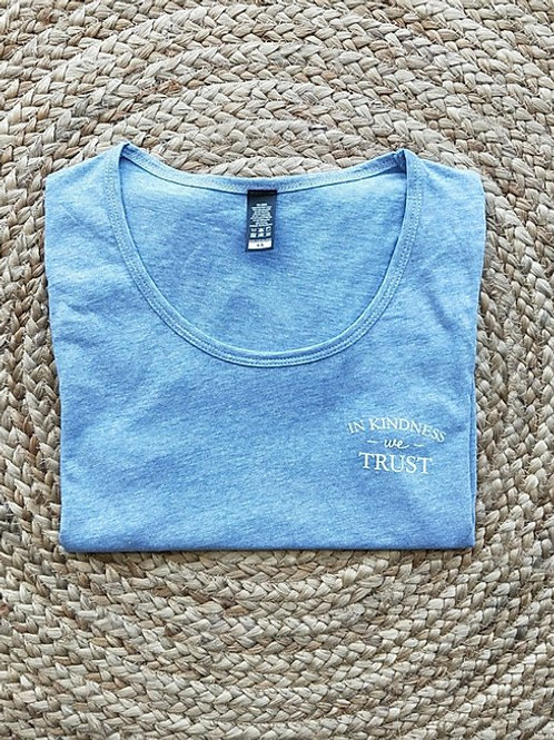 Kindness Scoop Tee