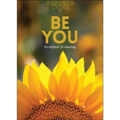 Greeting Card - Be You