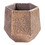 Thumbnail: Decorative Metal Pot