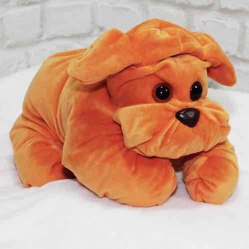 Собака Шарпей, 33 см