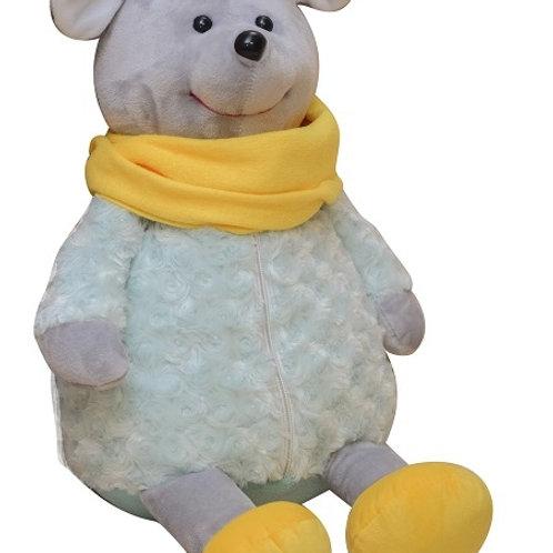 Мышь Мистер Грин, 42 см
