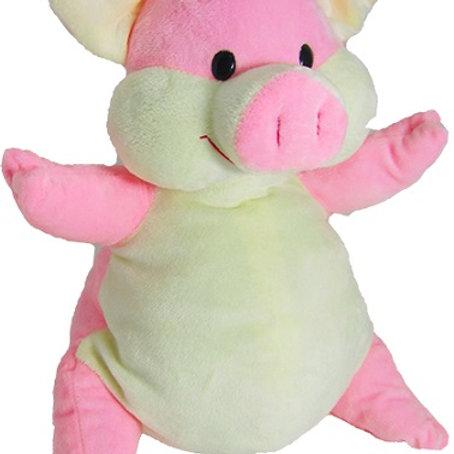Свинка Обжорка, 30 см
