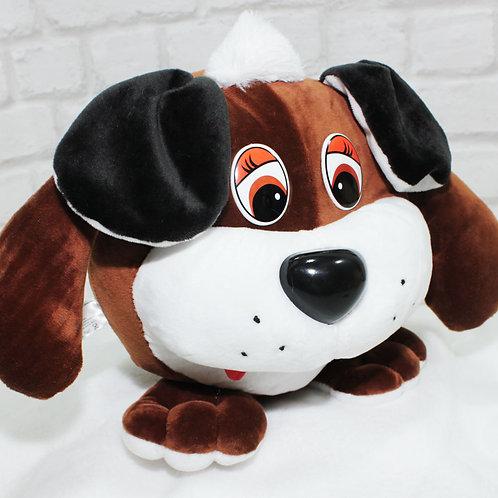 Собака Кругляшик, 34 см