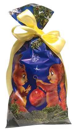 Белочки с орешками- 250 гр