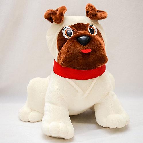 Собака Мопс, 30 см