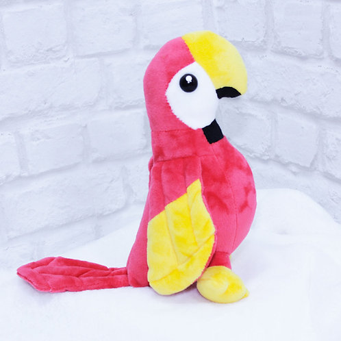 Попугай Кеша, 25 см