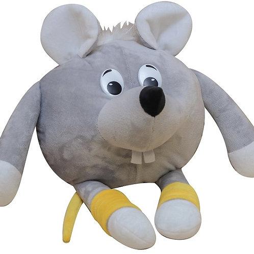 Мышь Ушастик, 40 см