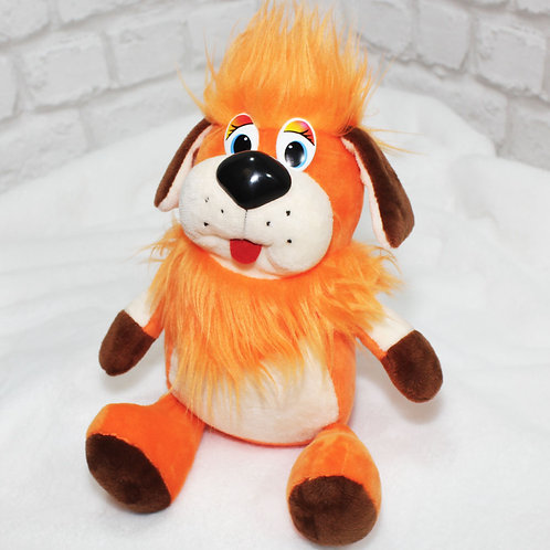 Собака Перчик, 27 см