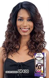 FREETRESS EQUAL SYNTHETIC LACE DEEP INVISIBLE PART WIG JIMMIE