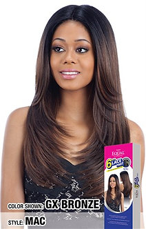 FREETRESS EQUAL SYNTHETIC 6 INCH LACE PART WIG MAC