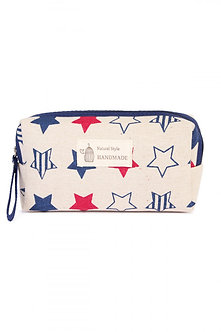 Stars Cosmetic Pouch
