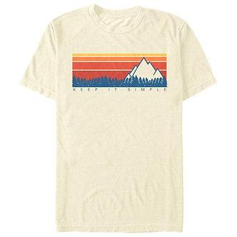 Fifth Sun Keep It Simple T Shirt