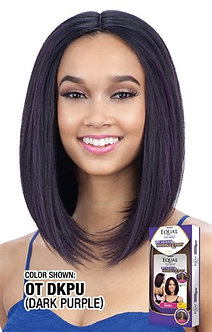 FREETRESS EQUAL SYNTHETIC DEEP INVISIBLE L PART LACE WIG KISS BLOSSOM