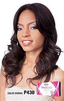FREETRESS EQUAL 100% HAND TIED WHOLE LACE WIG CRYSTAL (FUTURA)