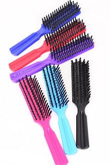 Hard Bristal Hair Brush