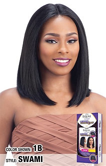 FREETRESS EQUAL SYNTHETIC DEEP INVISIBLE L PART LACE WIG SWAMI