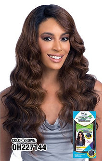 FREETRESS EQUAL DEEP DIAGONAL PART LACE FRONT WIG BRAZILIAN NATURAL LOOSE