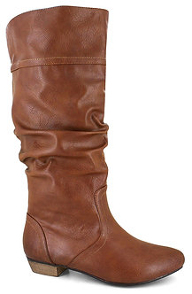 Rider Tan Boots