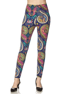 Bandana Print Leggings