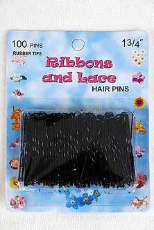 Open Bobby Pins