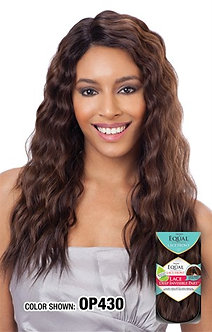 FREETRESS EQUAL SYNTHETIC LACE DEEP INVISIBLE PART WIG LACE MILLY