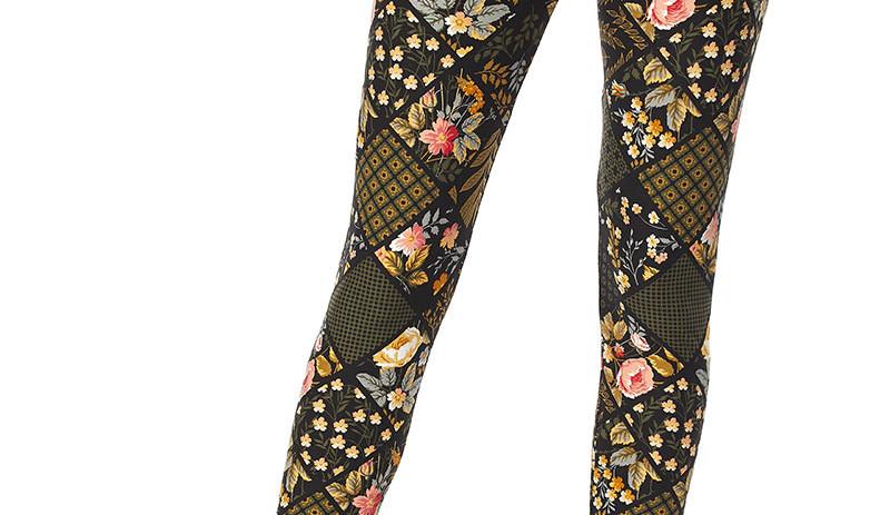 dark Leggings - couture - woman's cloths