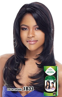 FREETRESS EQUAL SYNTHETIC LACE FRONT WIG FRESH HAIRLINE AMBER