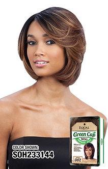 FREETRESS EQUAL WIG GREEN CAP 011