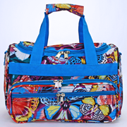 Butterfly Luggage Bag