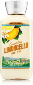 Sparkling Limoncello
