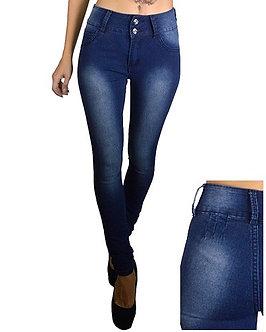 Shaded Highwaist Jeans