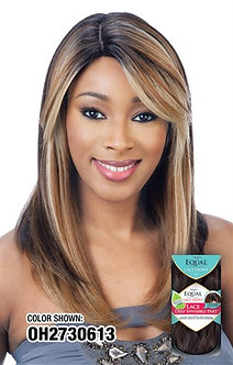 FREETRESS EQUAL SYNTHETIC LACE DEEP INVISIBLE PART WIG LACE NELLY
