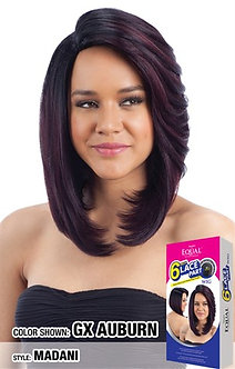 FREETRESS EQUAL SYNTHETIC 6 INCH LACE PART WIG MADANI