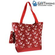 Red Anchor Bag