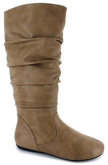 Hailey Taupe Boots