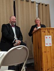 Mike Jankowski and Jody Bender