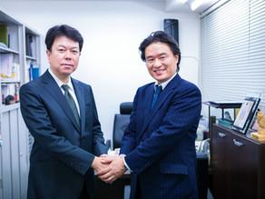 インタビュー:順天堂大学医学部 形成外科 水野博司教授