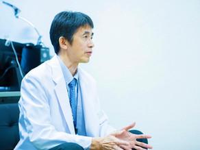 インタビュー:昭和大学藤が丘病院 消化器外科教授 田中邦哉先生