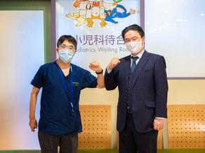 インタビュー:東海大学医学部付属八王子病院 小児科 加藤政彦教授・平井康太先生