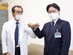 インタビュー:昭和大学藤が丘病院 消化器内科  長濵 教授