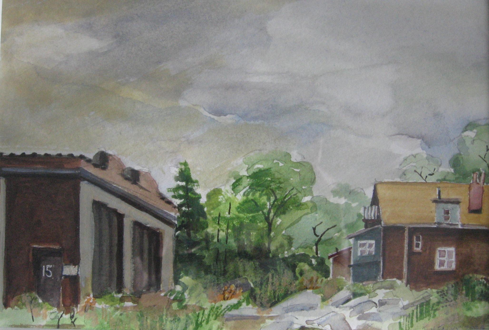 Wichwood Barns