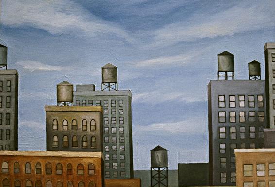 Suffolk Street Rooftops