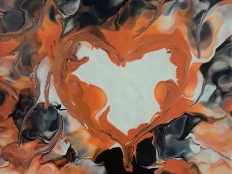 My Heart Bleeds Orange