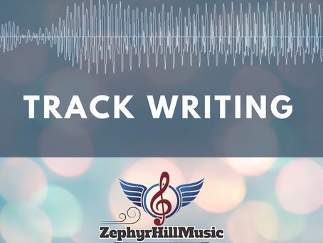 TRACK WRITING