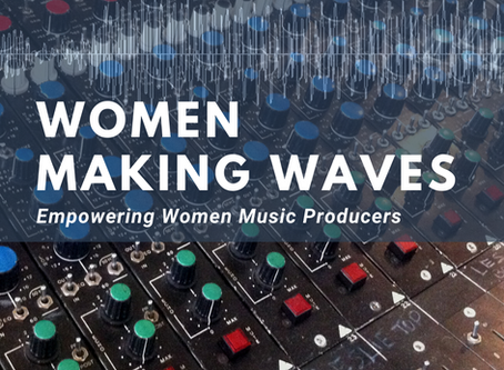 WOMEN MAKING WAVES - REFLECTION