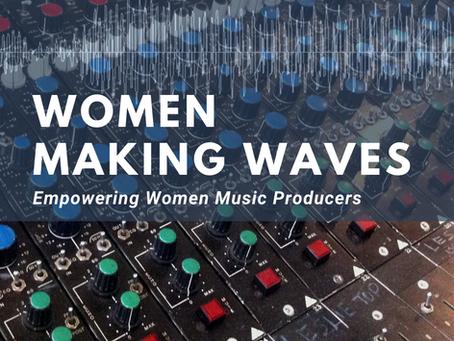 WOMEN MAKING WAVES - REFLECTION