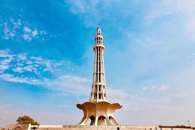 Minar-e-Pakistan, 2019_Lahore, Pakistan