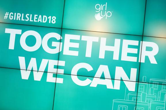 Girl Up Leadership Summit, United Kingdom