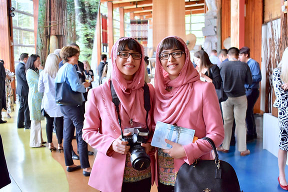 Maryam and Nivaal's field diary from the G7 Finance and Development Ministers Meetings
