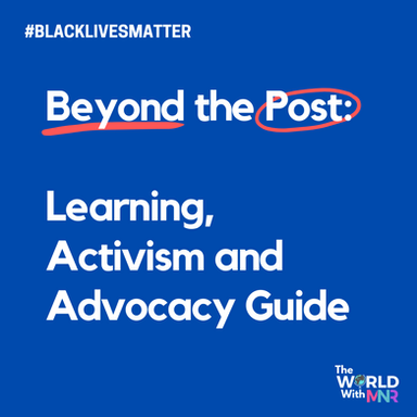 Beyond the Post: Learning, Activism and Advocacy Guide
